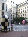 Installation view: Philadelphia City Hall