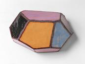 Handbuilt glazed ceramic | 7.75h x 12w x 6d in. | Photo credit Dirk Bakker