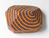 Hand-built glazed ceramic | 9.25h x 12.25w x 6.25d in. | Photo credit Dirk Bakker