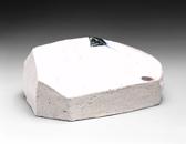 Hand-built glazed ceramic | 12h x 8.75w x 6.5d in. | Photo credit Dirk Bakker