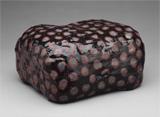 Hand-built glazed ceramic   10.5h x 13w x 6.5d in.   Photo credit Dirk Bakker