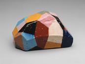 Hand-built glazed ceramic | 8h x 11w x 6d in. | Photo credit Dirk Bakker
