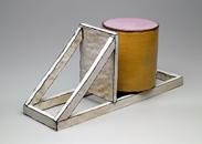 Hand-built glazed ceramic | 10.5h x 23.5w x 7d in. | Photo credit Dirk Bakker
