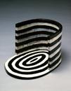 Hand-built glazed ceramic | 21.75h x 14.5w x 11.75d in. | Photo credit Dirk Bakker