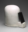 Hand-built glazed ceramic | 23h x 12.5w x 22d in. | Photo credit Dirk Bakker