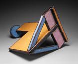 Hand-built glazed ceramic | 21.5h x 16.25w x 14.25d in. | Photo credit Dirk Bakker