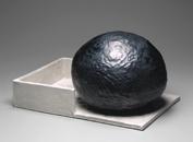 Hand-built glazed ceramic | 15h x 27.5w x 18.5d in. | Photo credit Dirk Bakker
