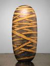 Hand-built glazed ceramic | 70h x 32.25w x 20.25d in. | Photo credit Dirk Bakker