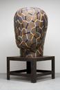 Glazed ceramics | 69h x 45.5w x 49d in. | Photo credit Dirk Bakker