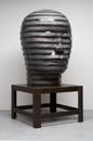 Glazed ceramics | 68h x 45w x 50d in. | Photo credit Dirk Bakker