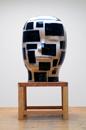 Glazed ceramics | 66.5h x 44w x 54d in. | Photo credit Dirk Bakker
