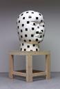Glazed ceramics | 45h x 24.5w x 36d in. | Photo credit Dirk Bakker