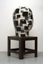 Glazed ceramics | 47h x 29.5w x 32d in. | Photo credit Dirk Bakker