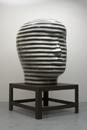 Glazed ceramics | 76h x 55w x 65d in. | Photo credit Dirk Bakker