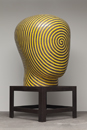 Glazed ceramics | 68h x 48w x 56d in. | Photo credit Dirk Bakker