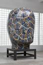 Glazed ceramics | 99h x 68w x 75d in. | Photo credit Dirk Bakker