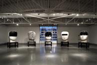 Installation View: Heads | Photo credit Tom Kessler