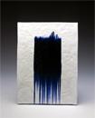 Glazed ceramics | 28.5h x 21.25w x 2.75d in. |  Photo credit Dirk Bakker
