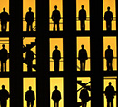 Prisoners (Opera Company of Philadelphia Chorus) | Photo credit: Takashi Hatakeyama