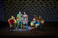 Nathan Gunn, Papageno, and Nadine Sierra, Papagena | Photo credit: Takashi Hatakeyama