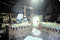 Omaha Brickworks Project, 1982-1984